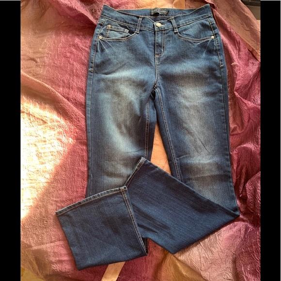 Curve Appeal Denim - Curve Appeal boot cut Jeans